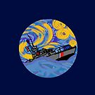 Coast Guard - Starry Night - 47 MLB by AlwaysReadyCltv