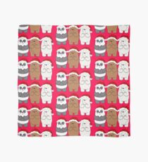 We Bare Bears Xmas Scarf