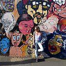 gRAFfiti by Clare McClelland