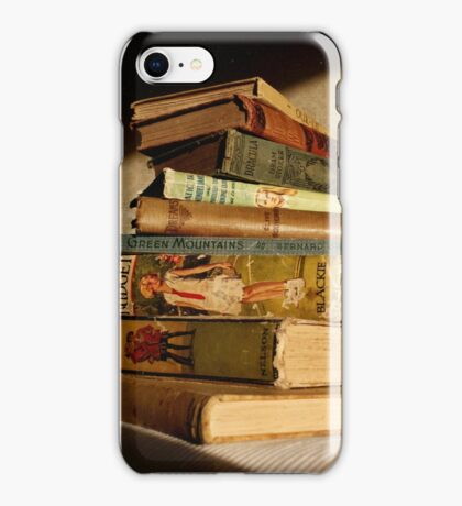 Binding in Time iPhone Case/Skin