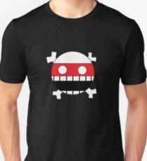 Face and Crossbones Unisex T-Shirt