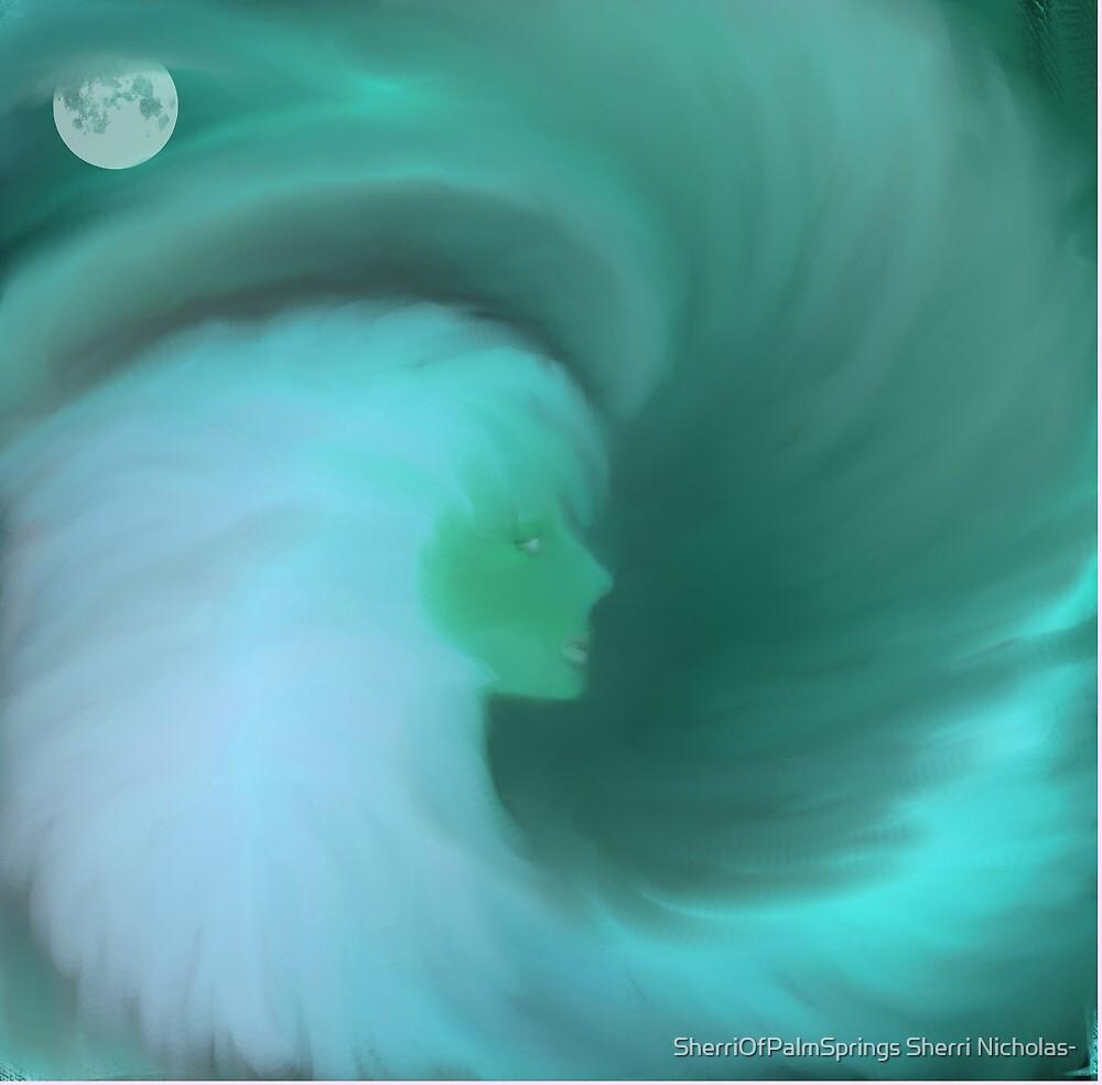 MY SPECIAL ANGEL........... MY ANGEL SERIES-2010 by SherriOfPalmSprings Sherri Nicholas-