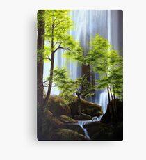 Spiritfalls Canvas Print
