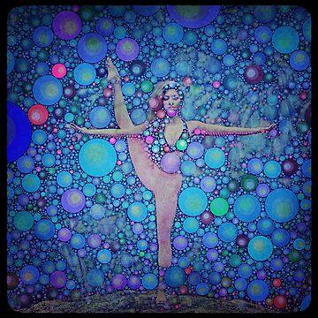 Yoga art 14 by john-dalton