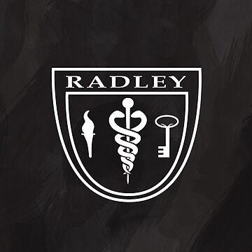 Radley sanitarium by ASCasanova