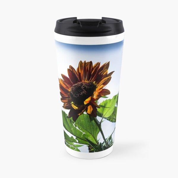 Sunflower in Santa Fe Travel Mug
