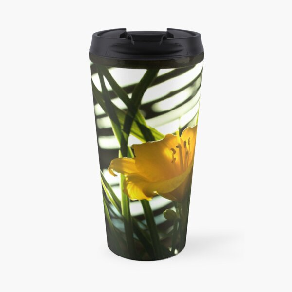 Daffodil in the Dark Travel Mug