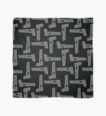 Hotel Chelsea Legends Typography Scarf