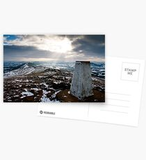 Worcestershire Beacon Postcards