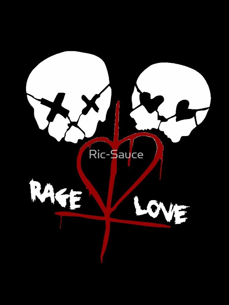 Green Day American Idiot Wut und Liebe von Ric-Sauce