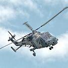 Royal Navy Black Cats Lynx Wildcat HMA2 by SWEEPER
