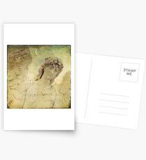 Bonne Année Postcards