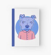 A Very Good Boy Hardcover Journal