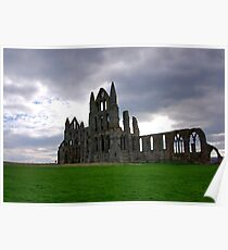 Whitby Abbey #2 Poster