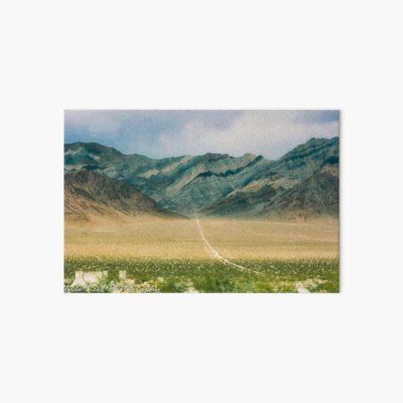 A Long Road to Nowhere Art Board Print