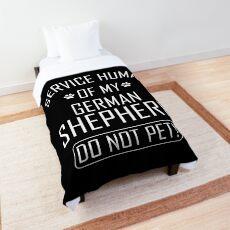 German Shepherd, Gift, Shirt Comforter