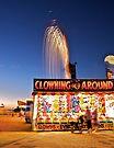 Clowning Around.....who me? No.....not me! by Helen Vercoe
