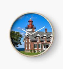 Dunkirk Lighthouse Clock