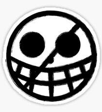 Doflamingo Jolly Roger Sticker