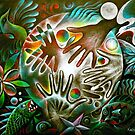 Creation Mandala by Karin Zeller