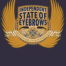 Independent State Of Eyebrows by Zort70