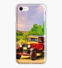 1931 Ford Service Truck iPhone Case/Skin