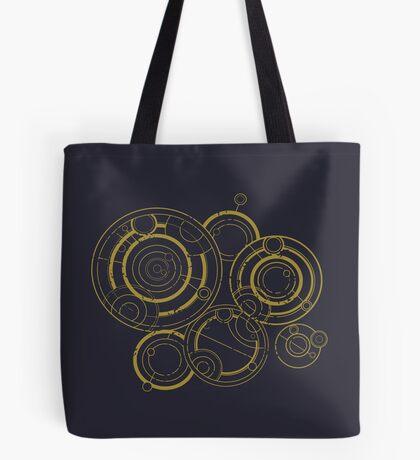 A Cirular Melody Tote Bag