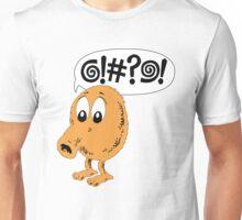 Retro Video Game Qbert T-Shirt Unisex T-Shirt
