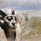 Amenemhat III Pharaoh of Egypt by David Carton