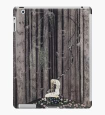 In the midst of the gloomy thick woods iPad Case/Skin