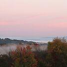 Misty Sunrise by Gemma June