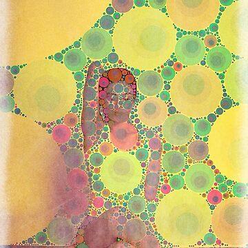 Yoga art 16 by john-dalton