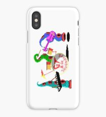 Maniac Mansion #03 iPhone Case