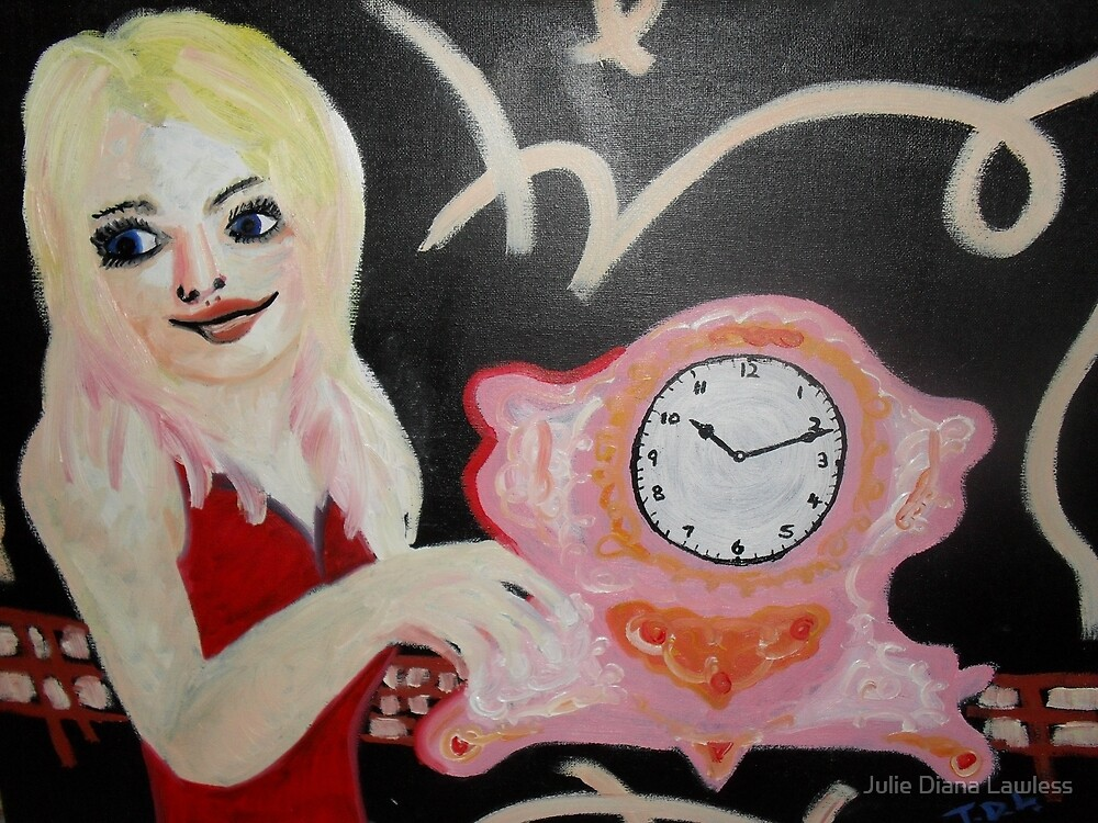 Girl Time 1 by Julie Diana Lawless