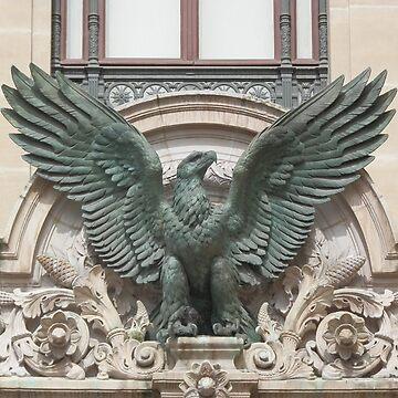 Garnier Eagle by rachelshade