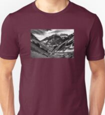 Aconcagua Mountain Unisex T-Shirt