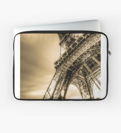 Eiffel Tower 8 Laptop Sleeve