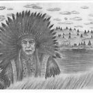 Native Chief by PoeticHeartArt