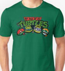 FNTS Turtle Bells Slim Fit T-Shirt