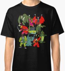 Scooby Doo Villians Classic T-Shirt
