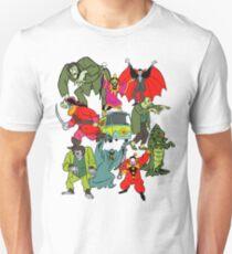 Scooby Doo Villians Unisex T-Shirt