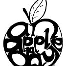 An apple a day... by Robina Wilson