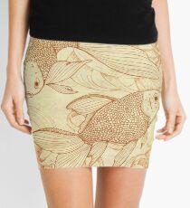 Goldfishes Nr. 2 Mini Skirt