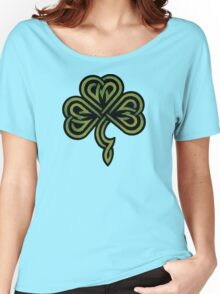 Irish Shamrock Women's Relaxed Fit T-Shirt