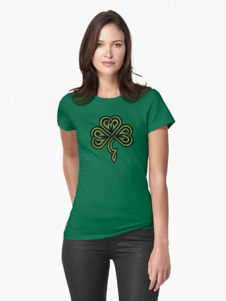 Irish Shamrock by HolidayT-Shirts