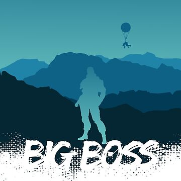 Big Boss by Pyier