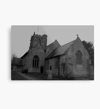 St martins Church Metal Print