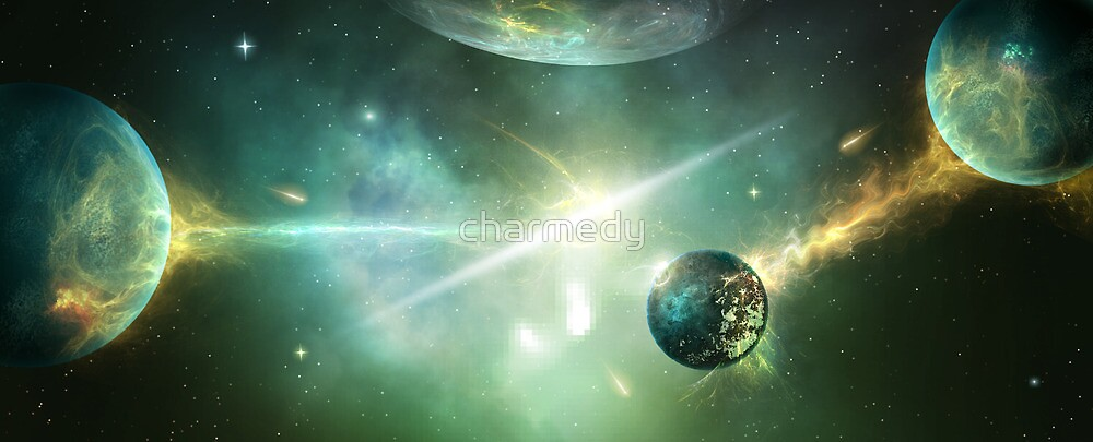 Time Sphere by charmedy