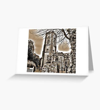 St Andrews Church Greeting Card