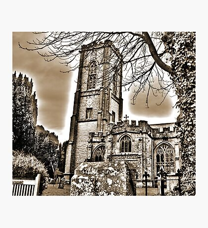 St Andrews Church Photographic Print